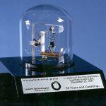 Az első tranzisztor másolata
